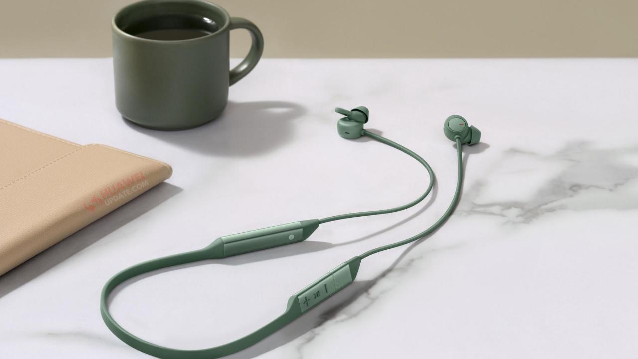FreeLace Pro wireless earphones