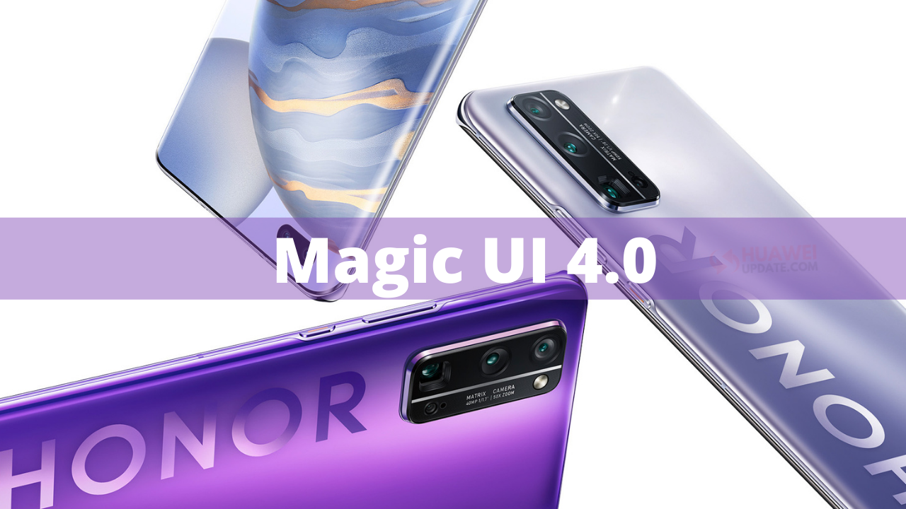 30 Pro+ Magic UI 4.0