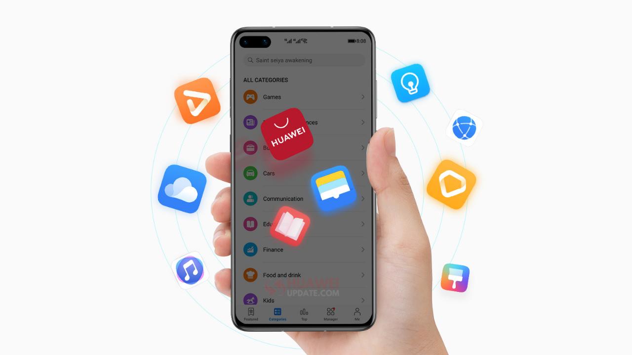 Huawei AppGallery App APK
