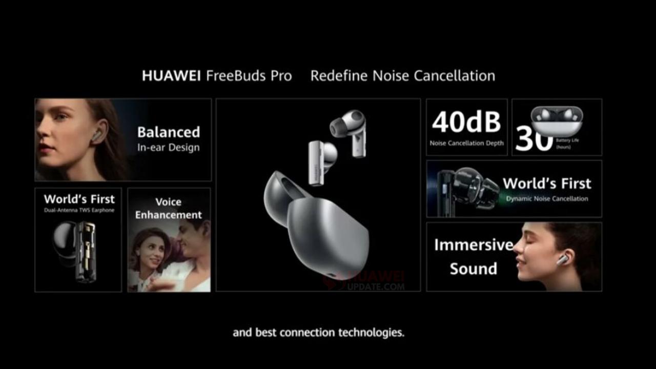 Huawei FreeBuds Pro Summary