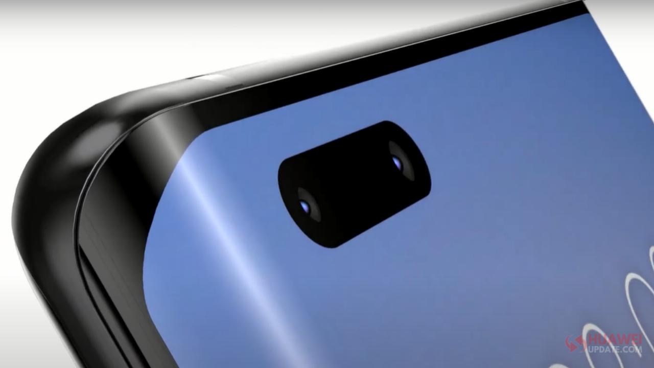 Huawei Mate 40 Pro - render