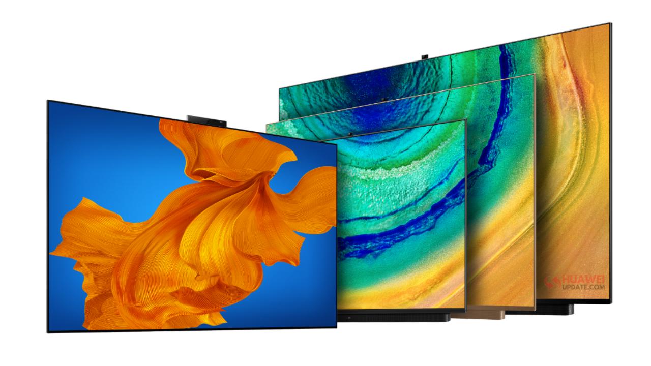 Huawei Smart Screens