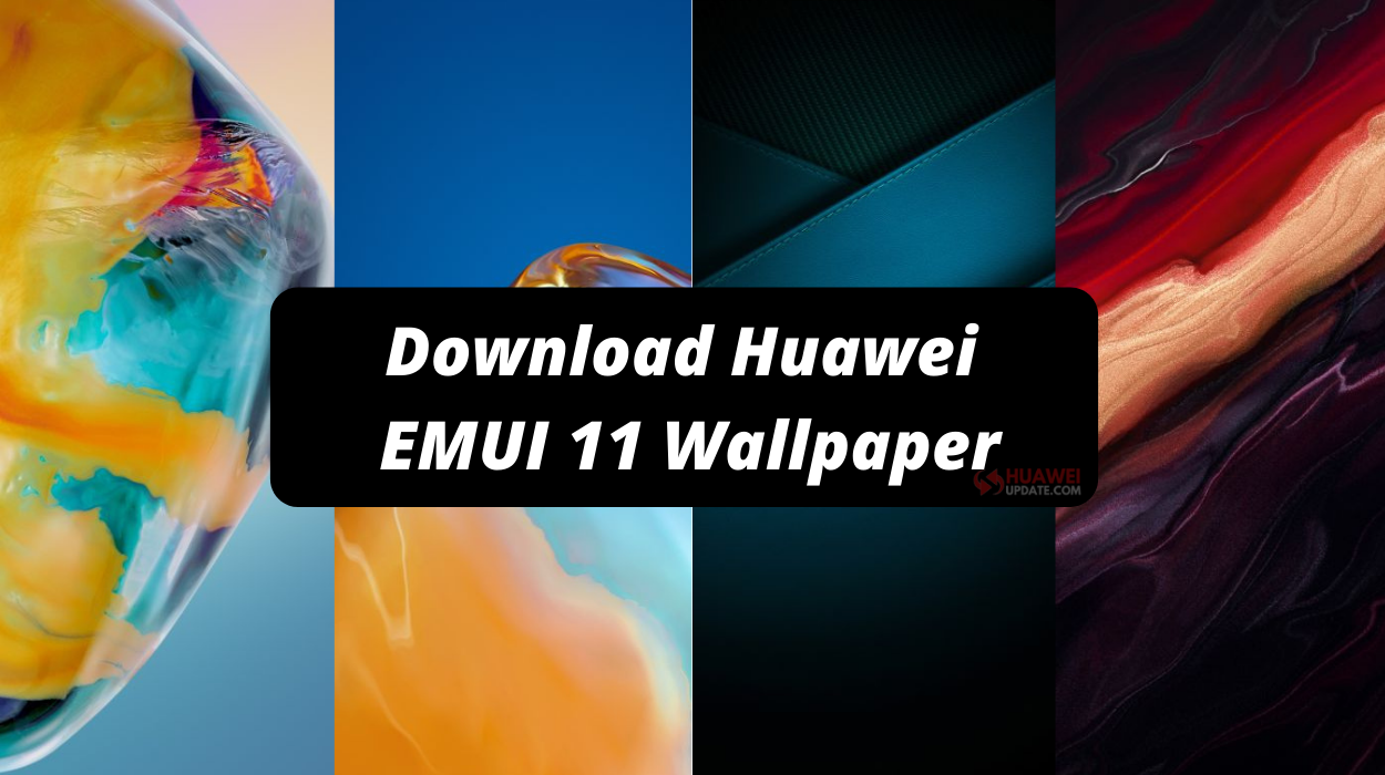 Download Huawei EMUI 11 wallpaper