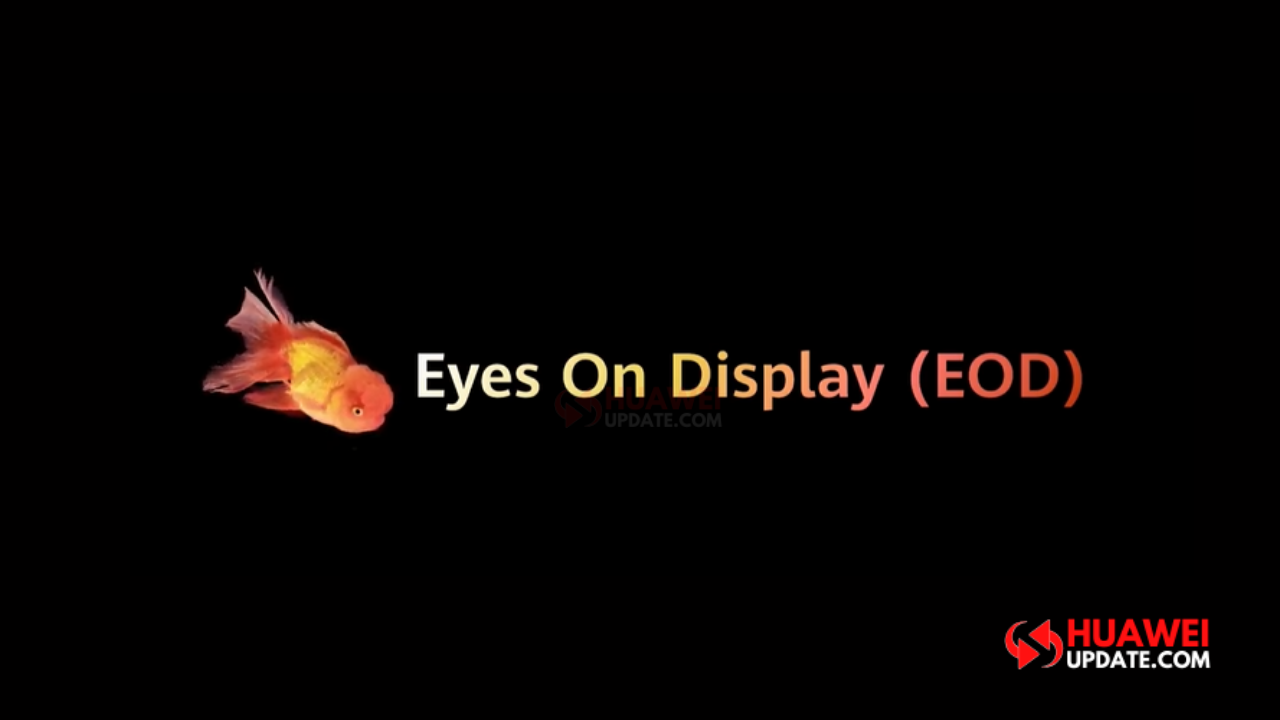 Eyes on Display - EMUI 11
