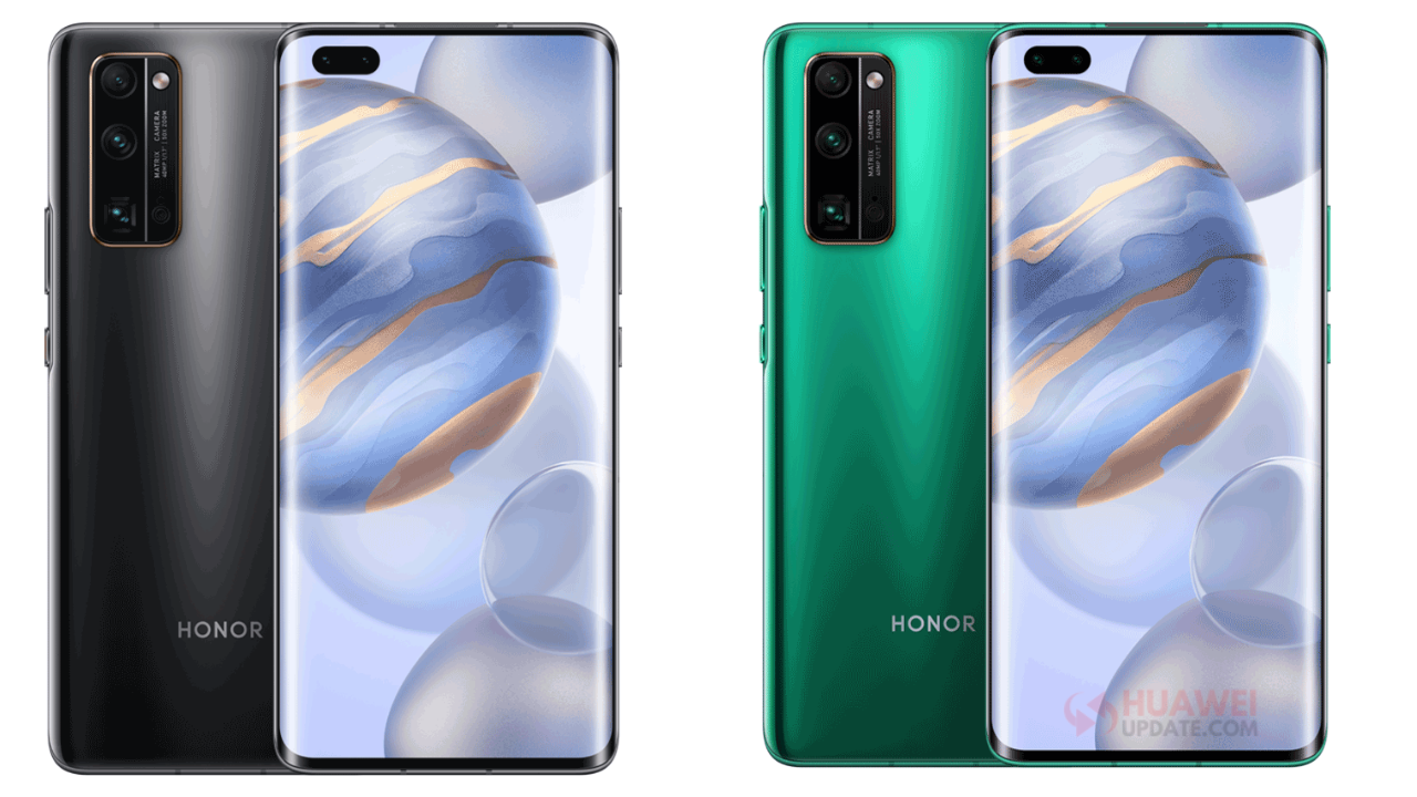 Honor 30 Pro and 30 Pro+