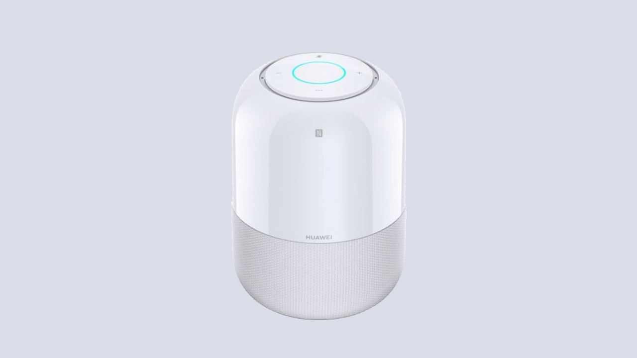 Huawei AI Speaker 2 Nebula White Edition launched