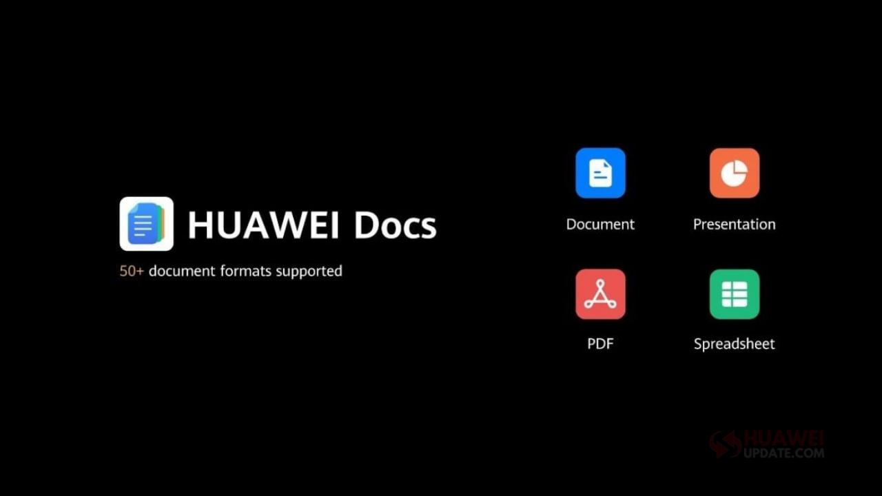 Huawei Docs App APK