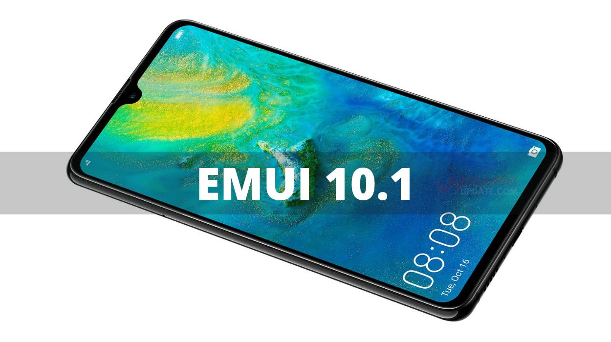 Huawei Mate 20 Series EMUI 10.1.0.165