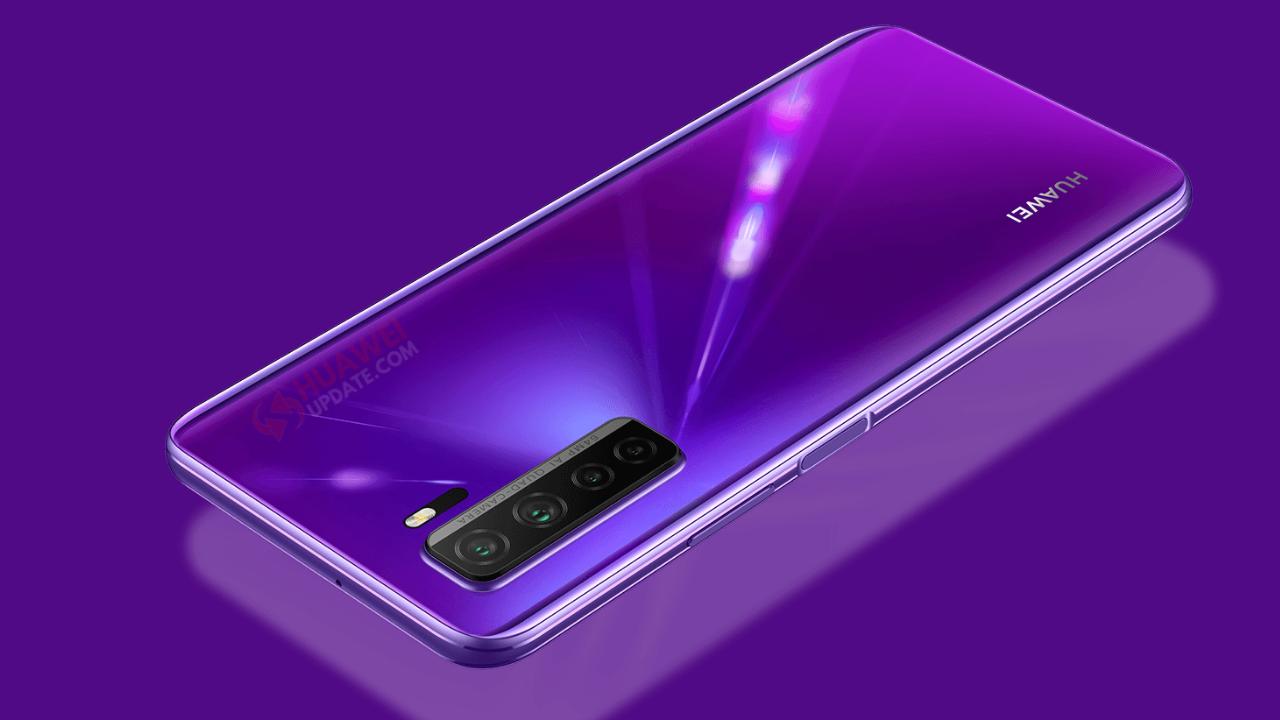 Huawei Nova 7 series image- HU