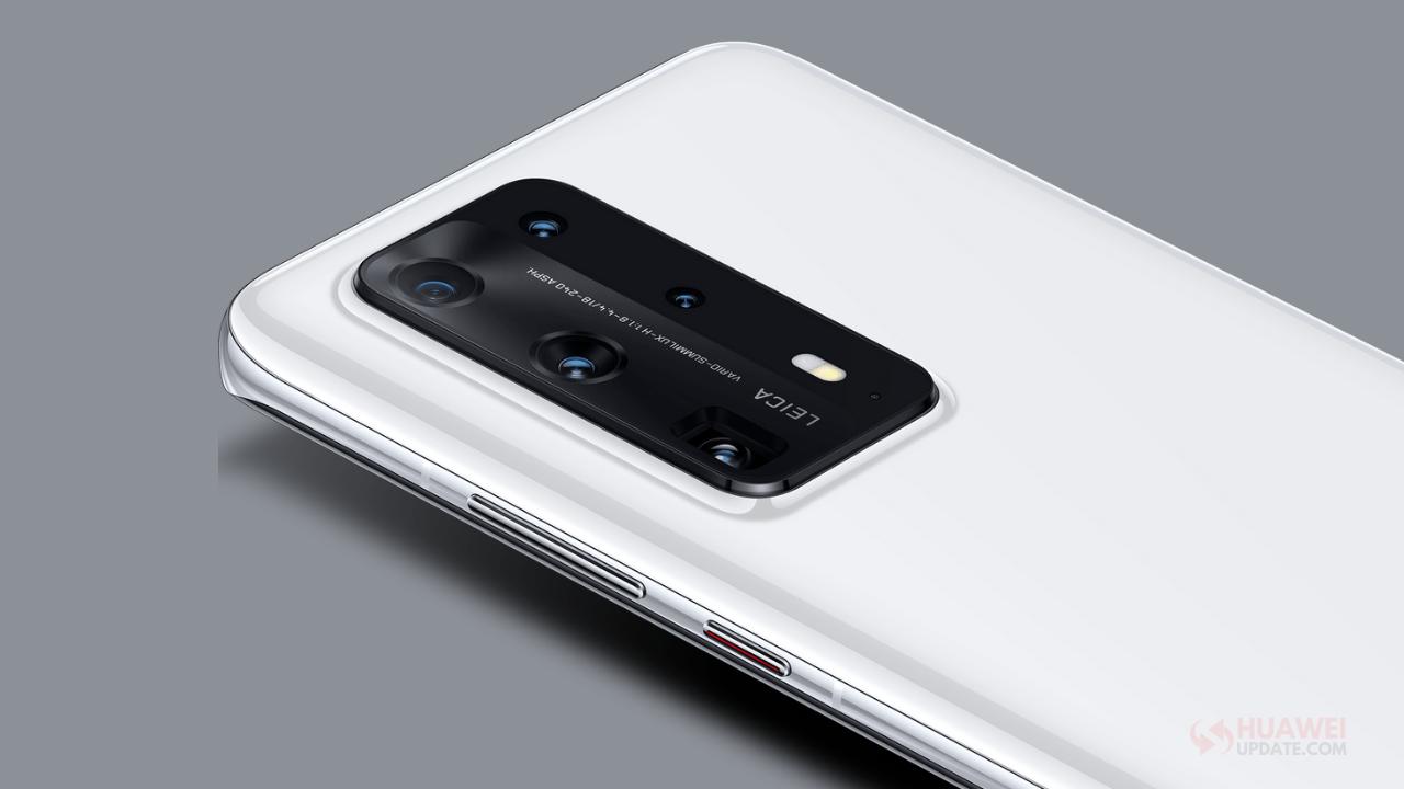 Huawei P40 Series EMUI 10.1 update