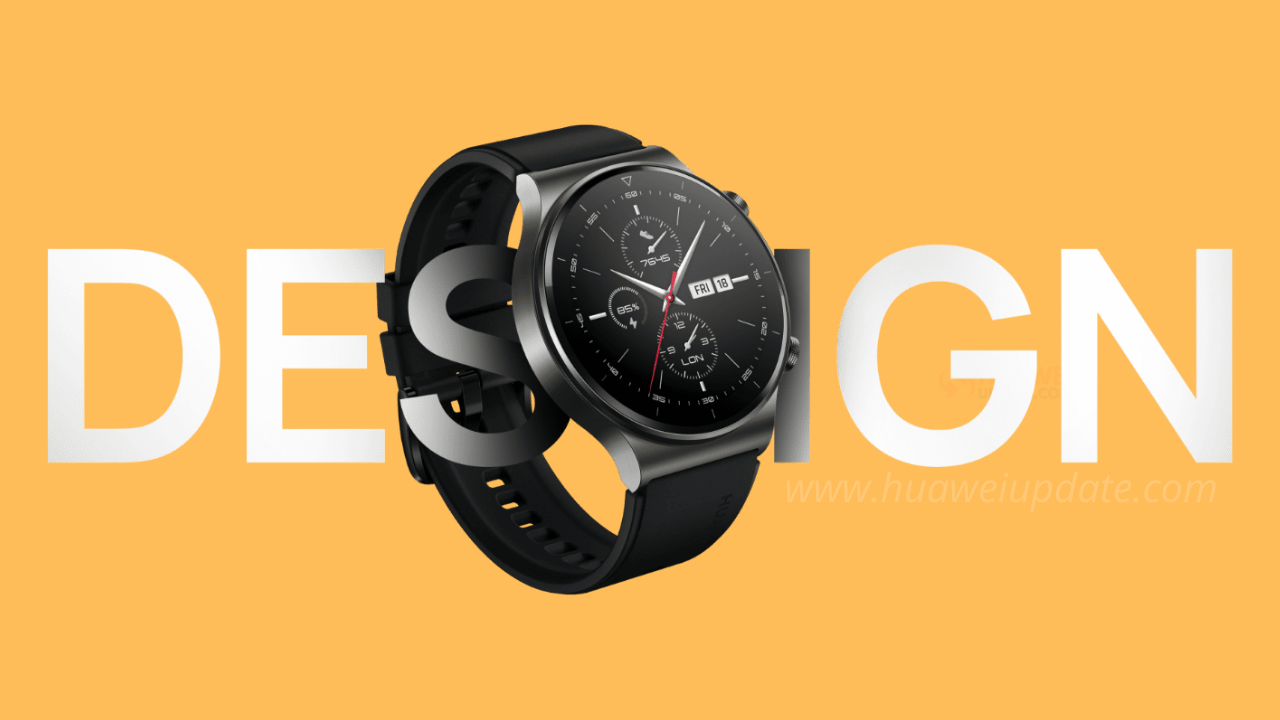 Huawei Watch GT 2 Pro-HU
