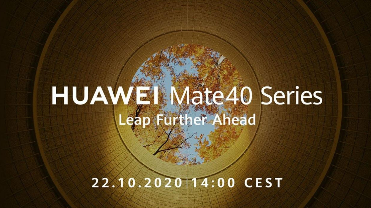 Mate 40 series launch date