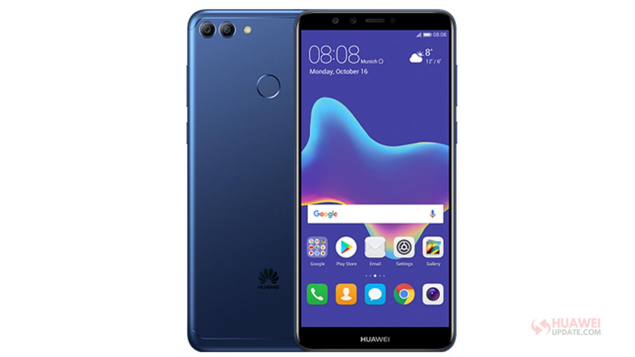 Huawei Enjoy 8 Plus - HU