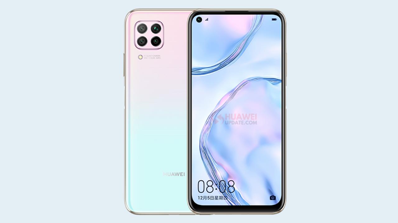 Huawei Nova 6 SE Update