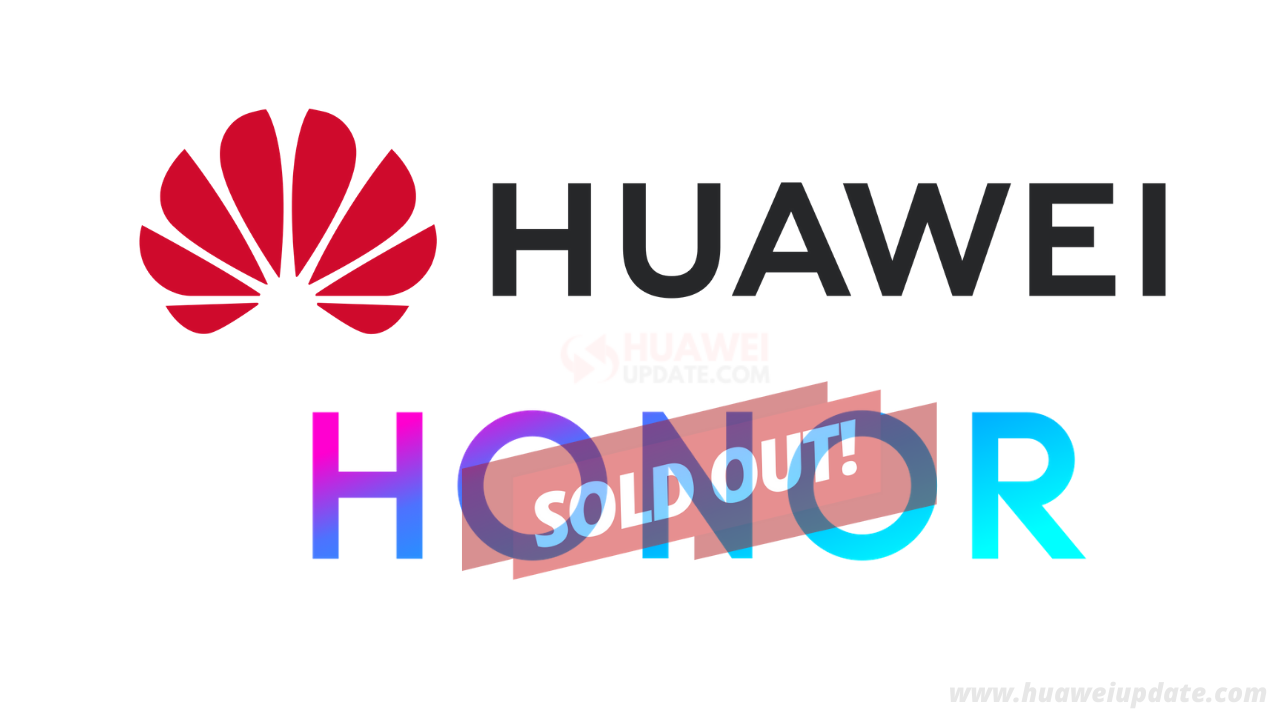 Huawei officially sold its sub brand HONOR