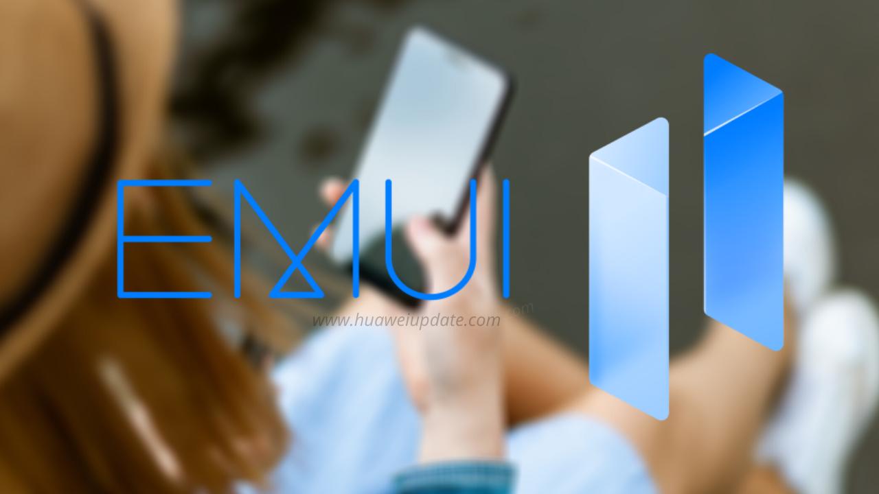 EMUI 11 Logo