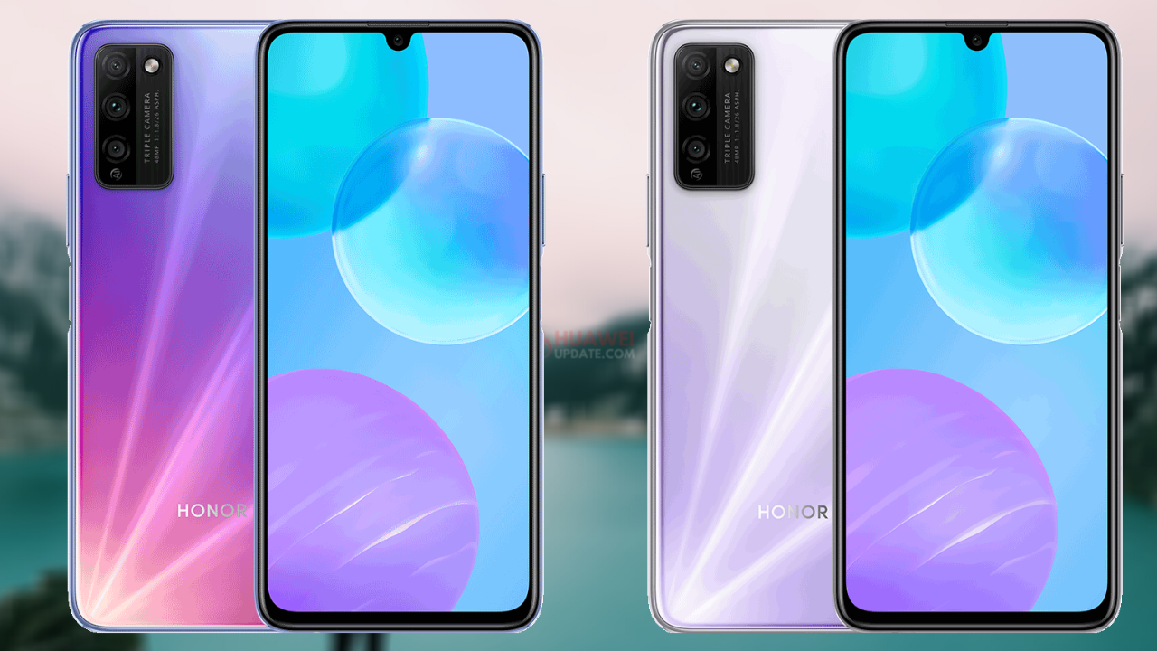 Honor 30 Youth Edition Update