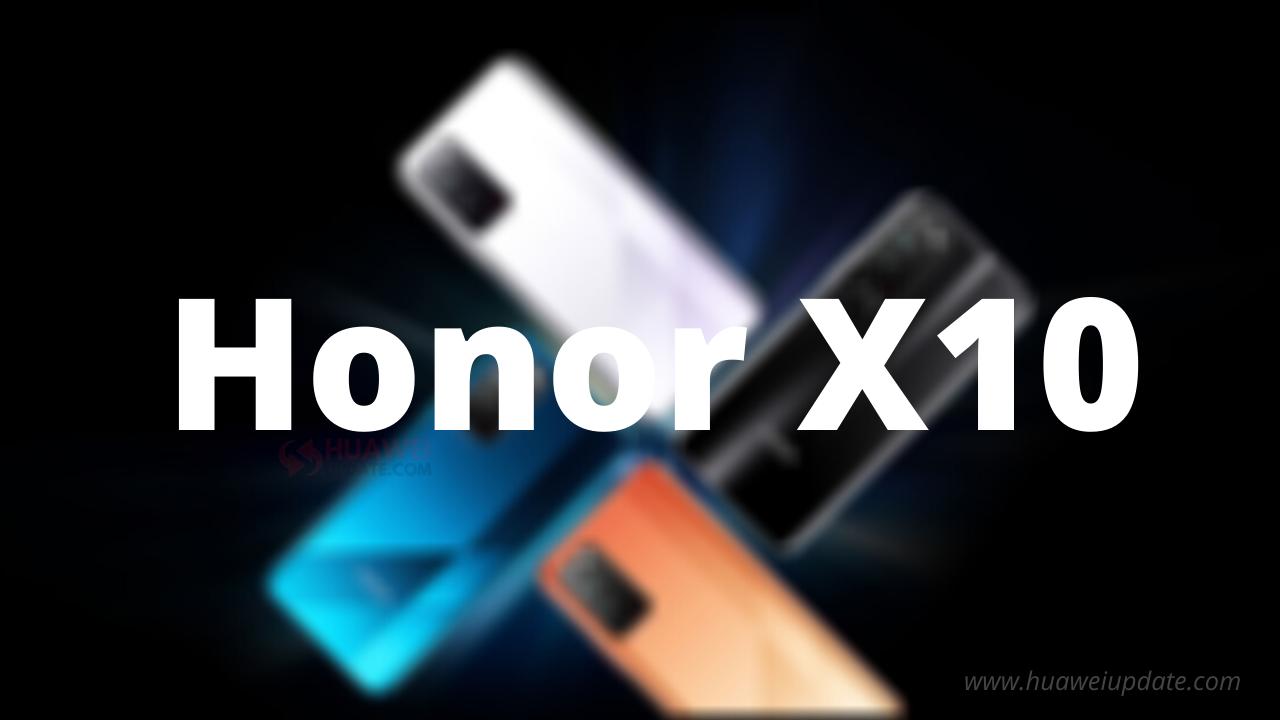 Honor X10 -HU