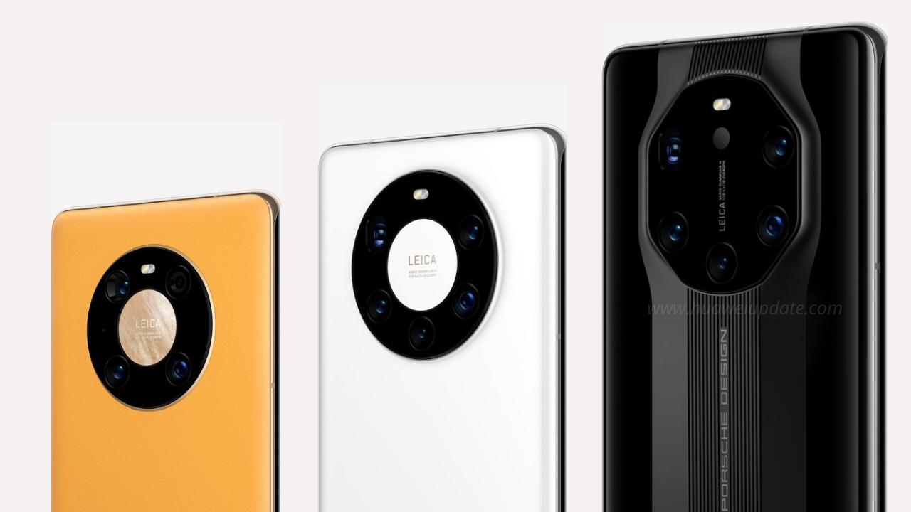 Huawei Mate 40 Pro Plus Image