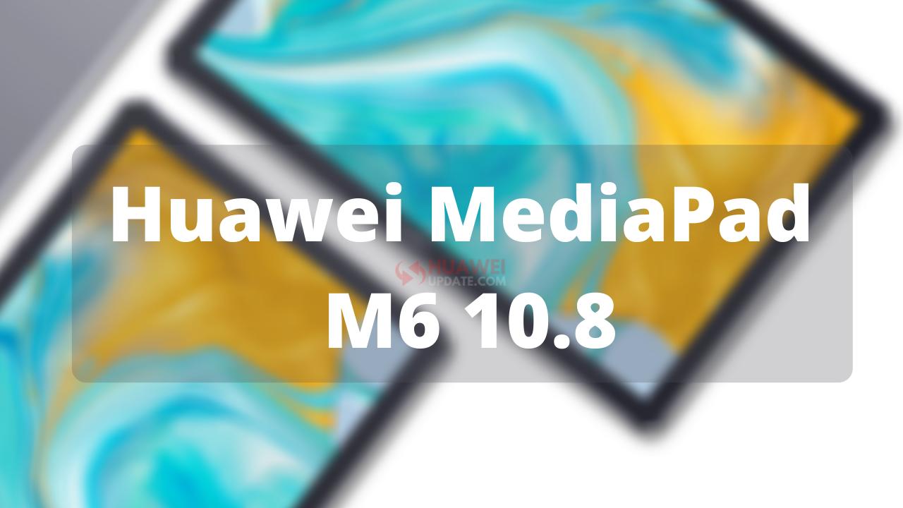 Huawei MediaPad M6 10.8 EMUI