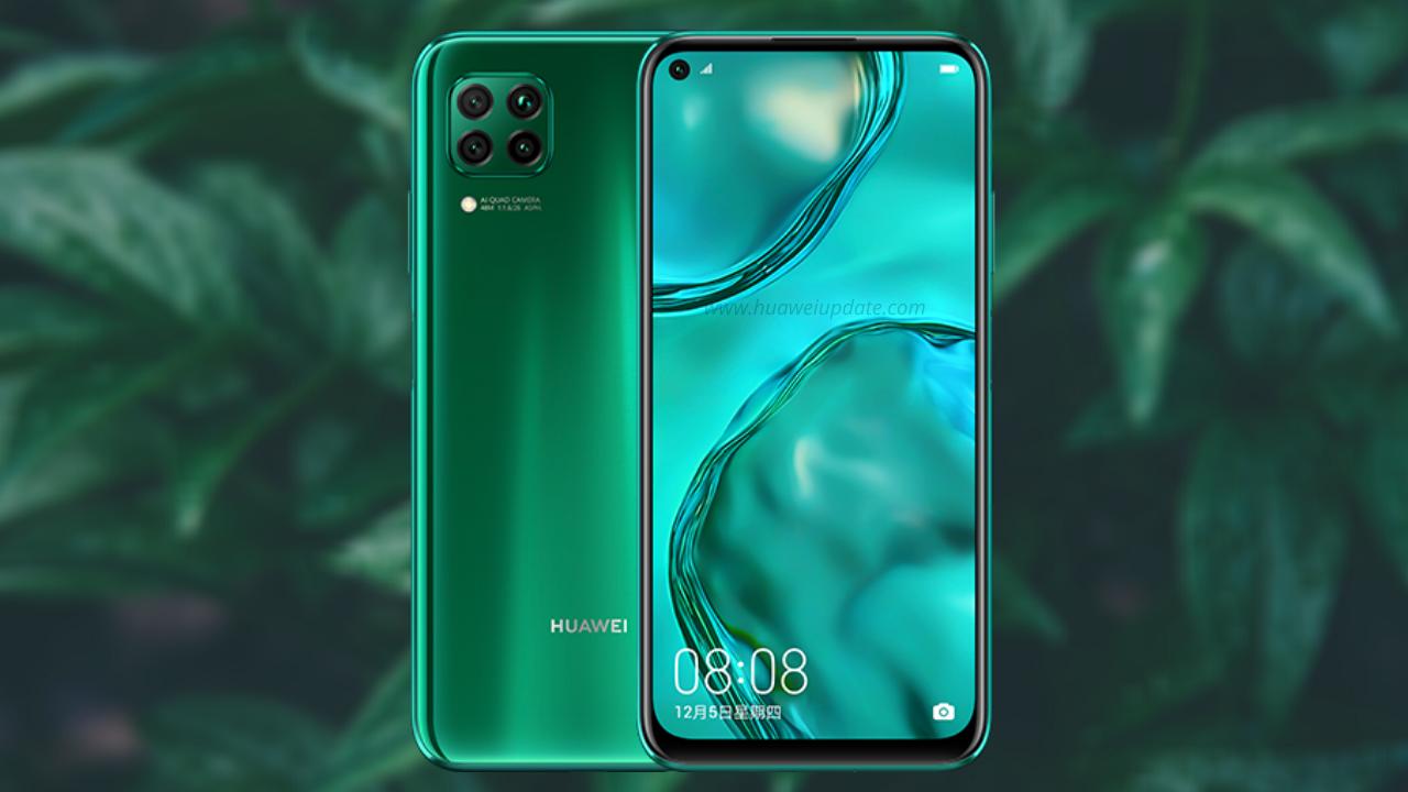 Huawei Nova 6 SE EMUI