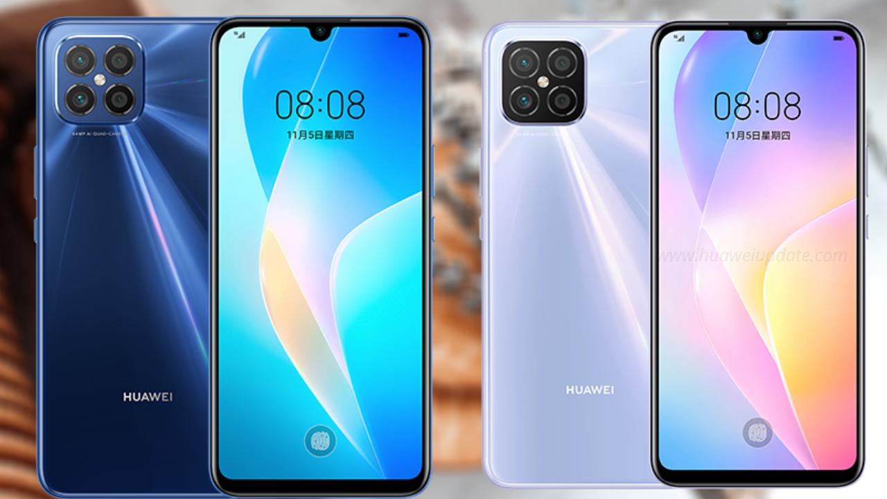 Huawei Nova 8 SE EMUI 10.1