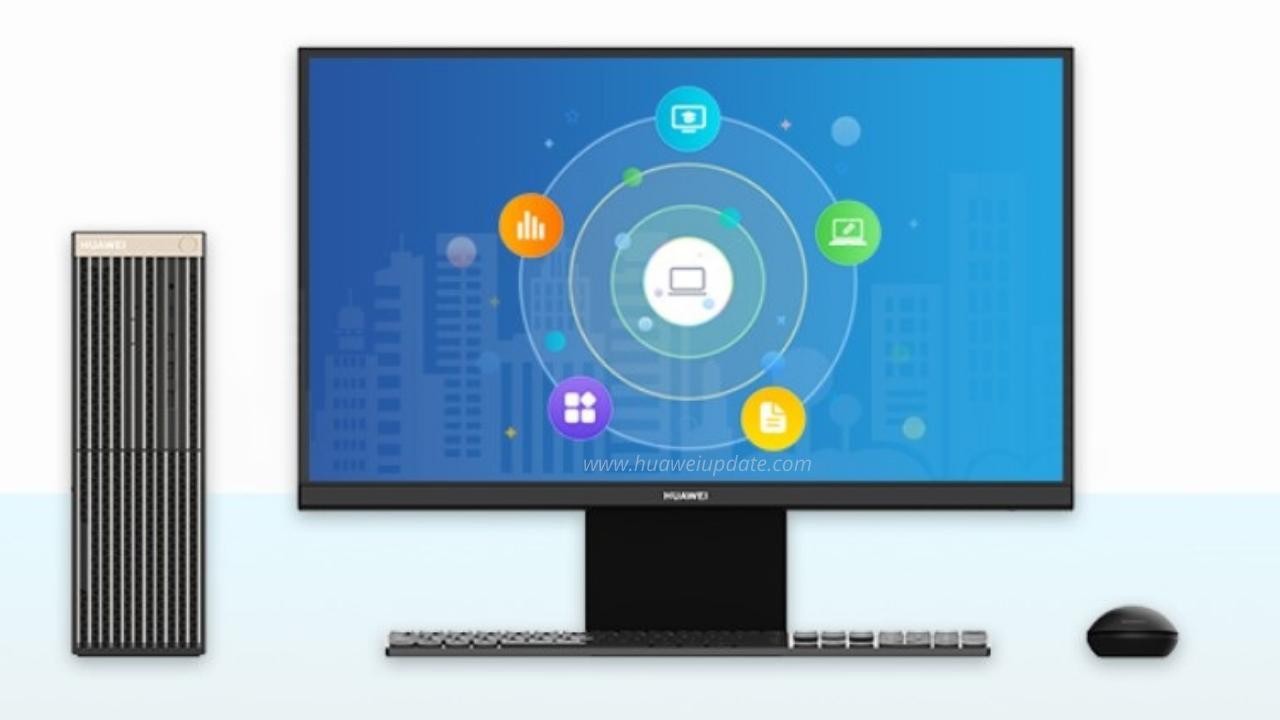 Huawei Qingyun W510 desktop