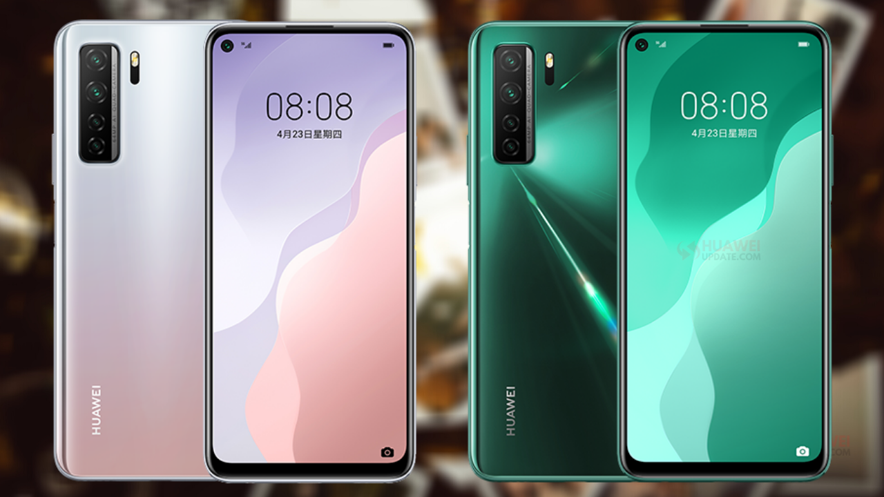 Nova 7 SE 5G Vitality Edition - Huawei