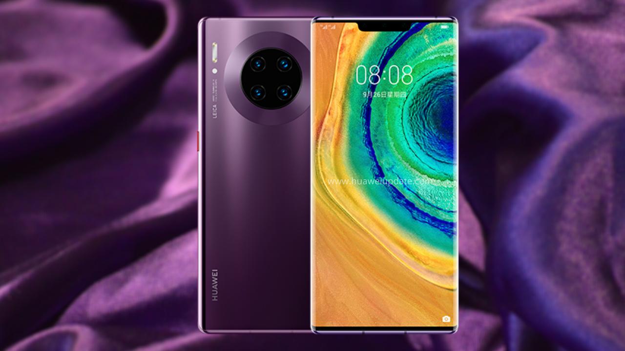 Huawei Mate 30 Pro EMUI 11