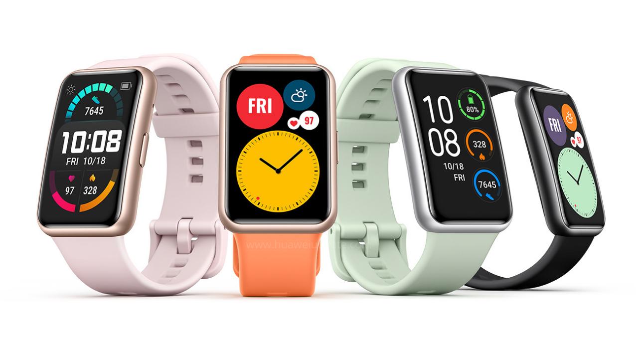 Huawei Watch Fit - HU