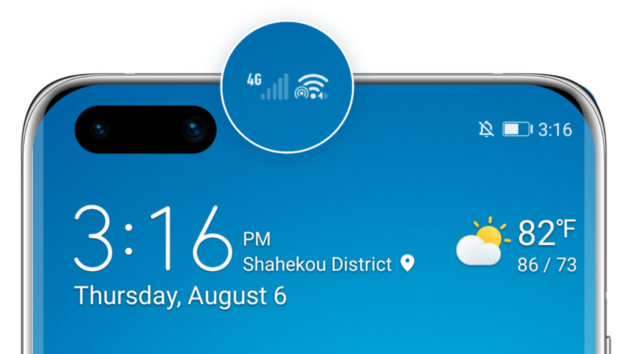 Fix Network issue in Huawei Phones