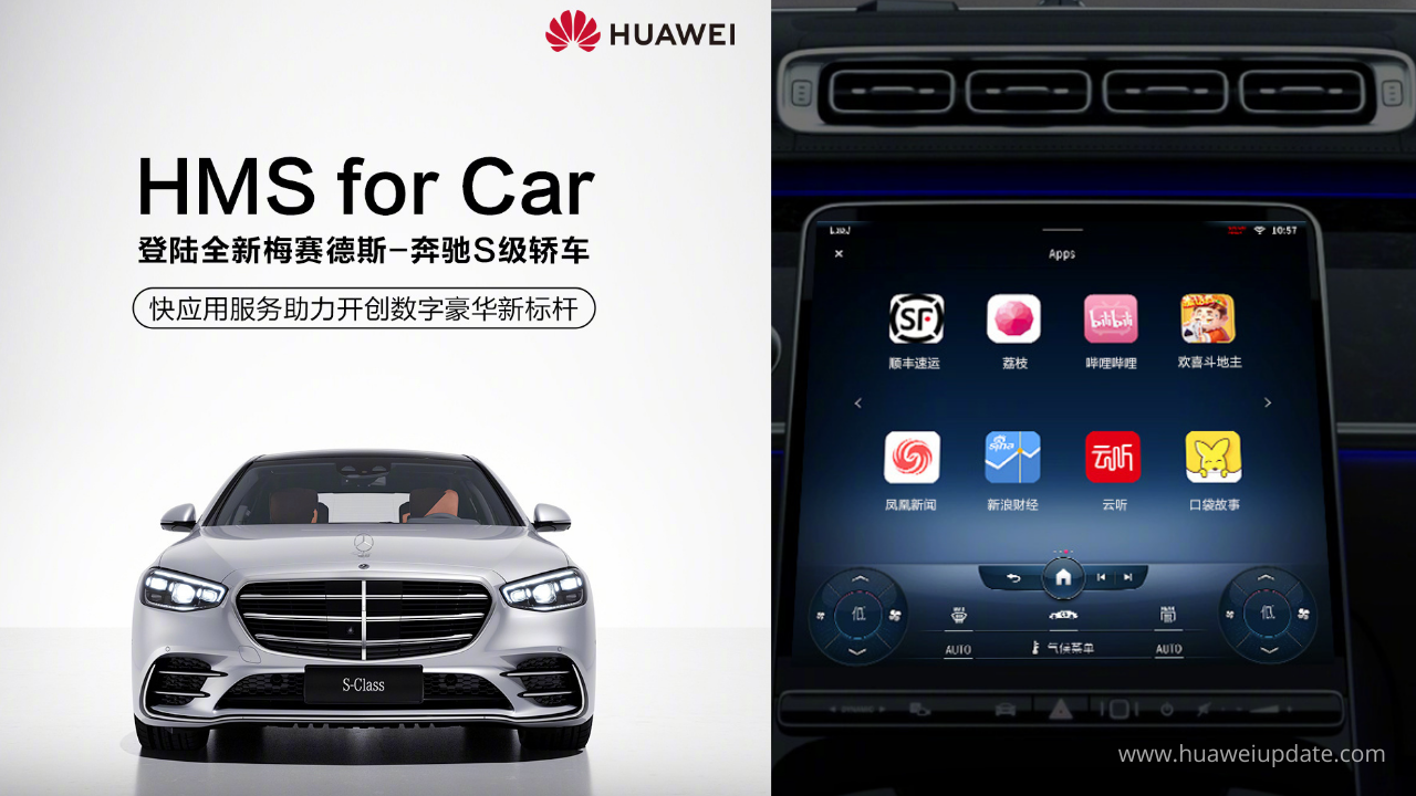 Huawei HMS for Car