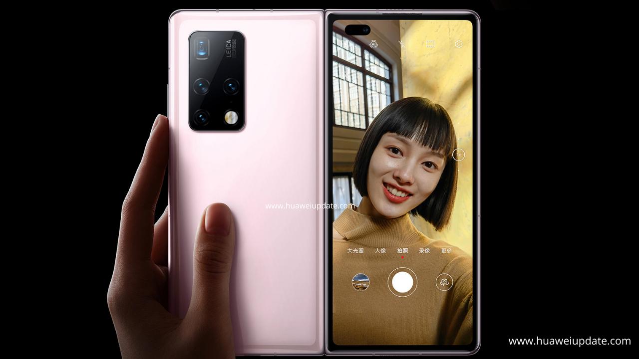 Huawei Mate X2 - HU