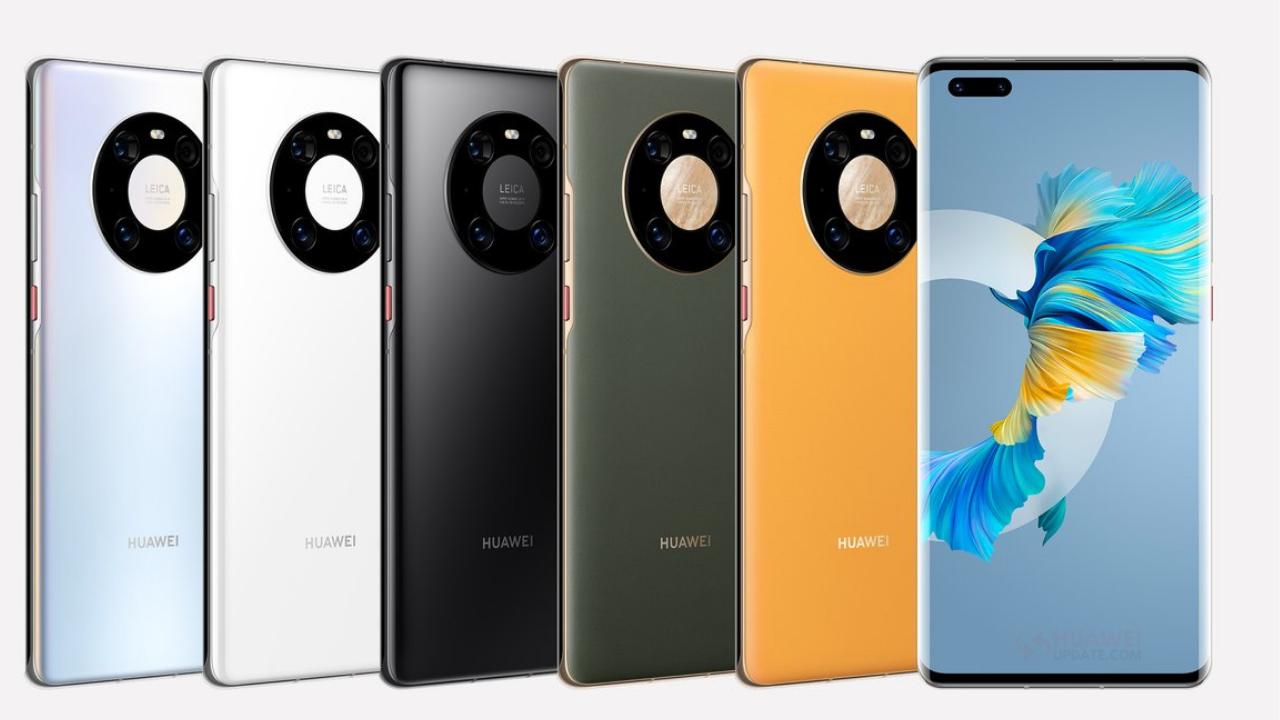 Mate 40 Huawei Phones