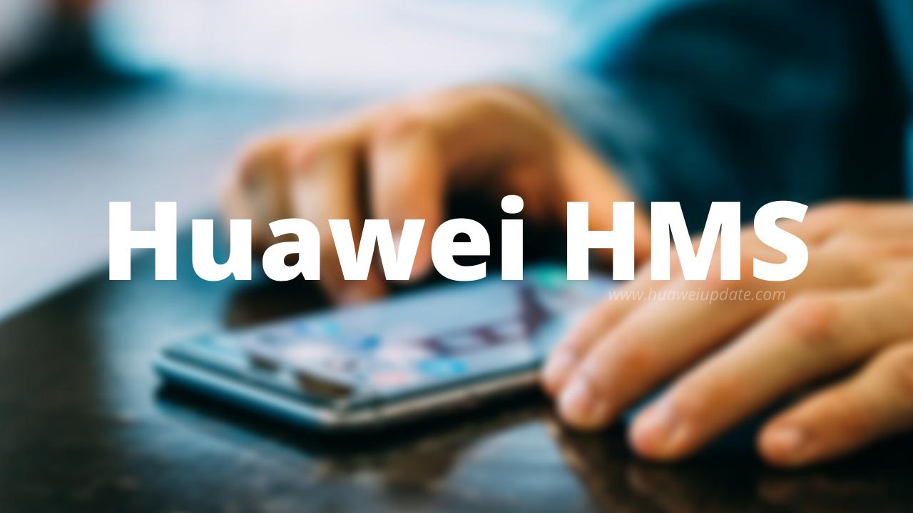 HMS Huawei