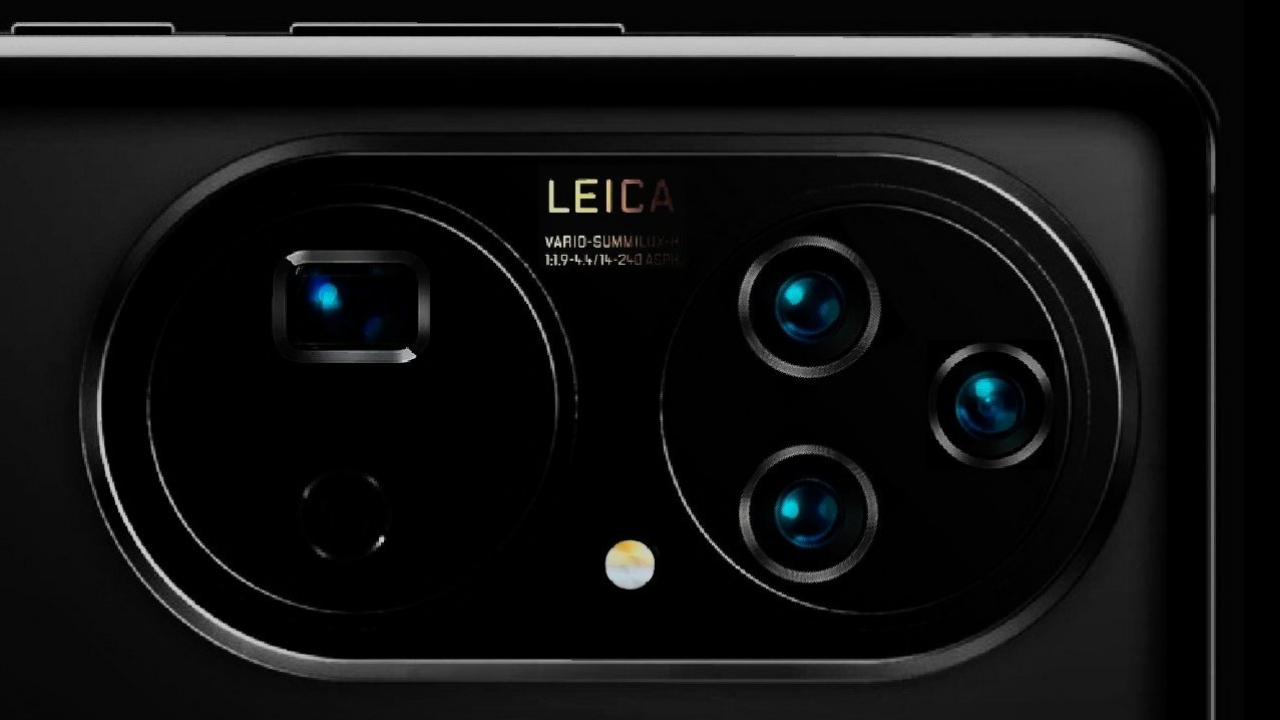 Huawei P50 series camera