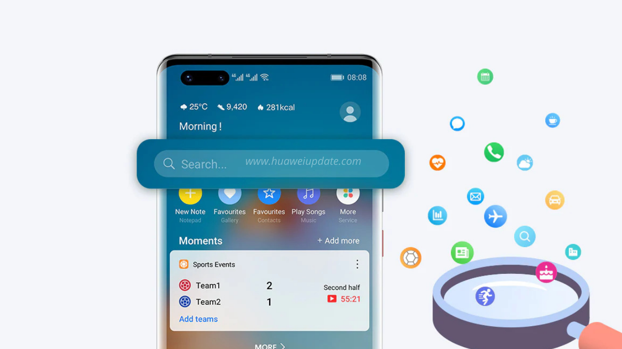 Download HUAWEI Assistant∙TODAY