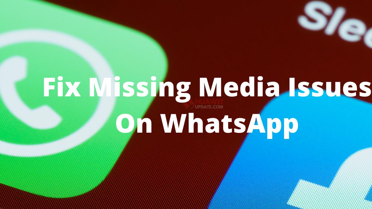 Fix Media Issue on WhatsApp