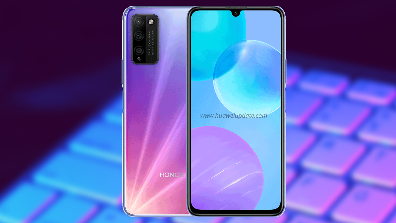 Honor 30 Youth Edition