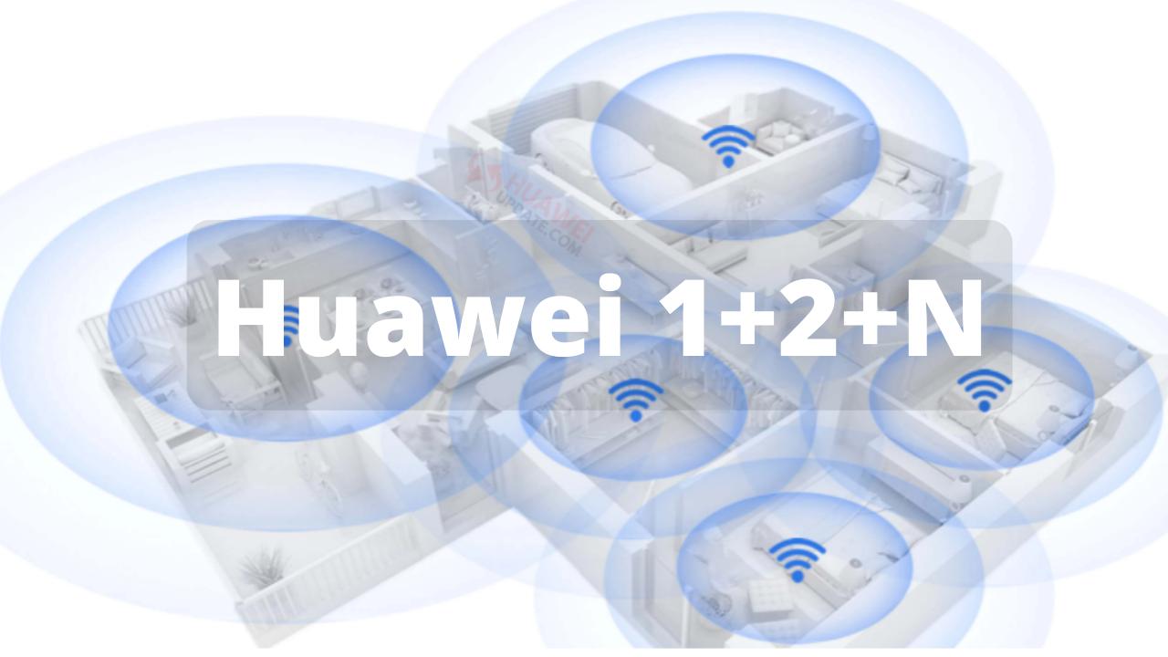 Huawei 1+2+N