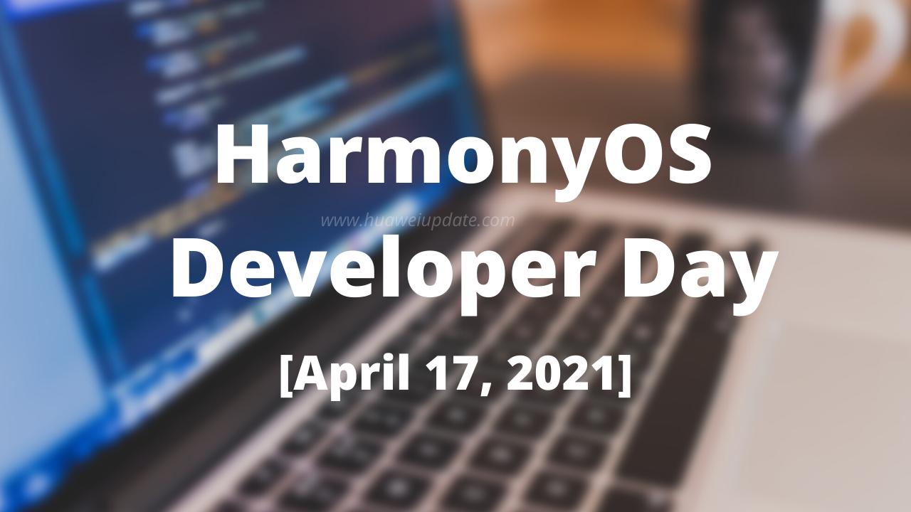 Huawei HarmonyOS Developer Day