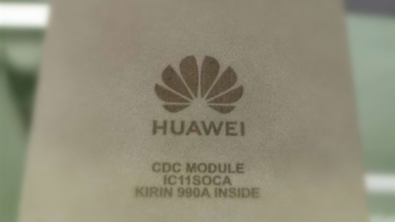 Huawei Kirin 990A