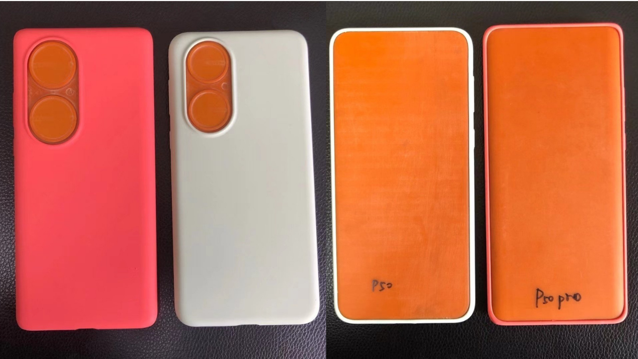 Huawei P50 series protective case