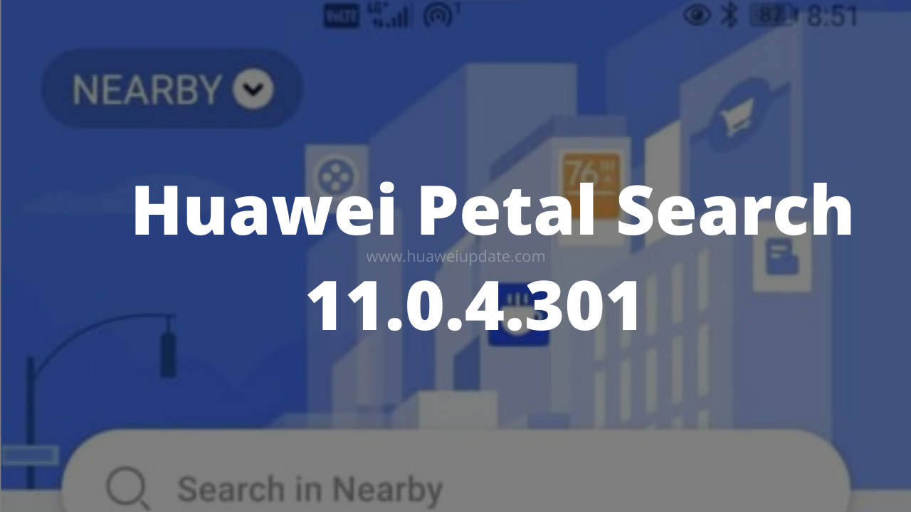 Huawei Petal Search 11.0.4.301