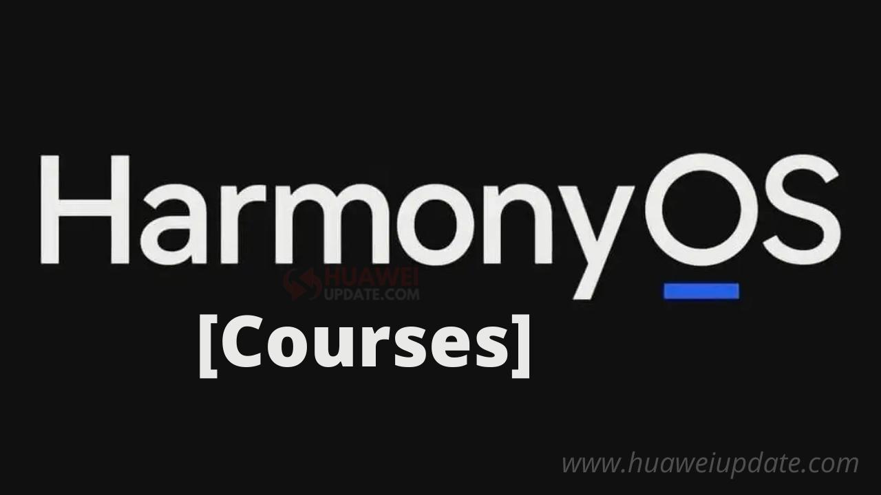 HarmonyOS Courses