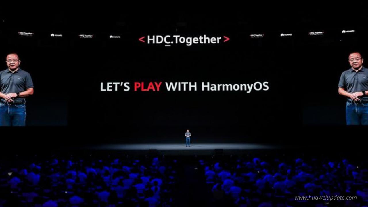 HarmonyOS June 2021 Update