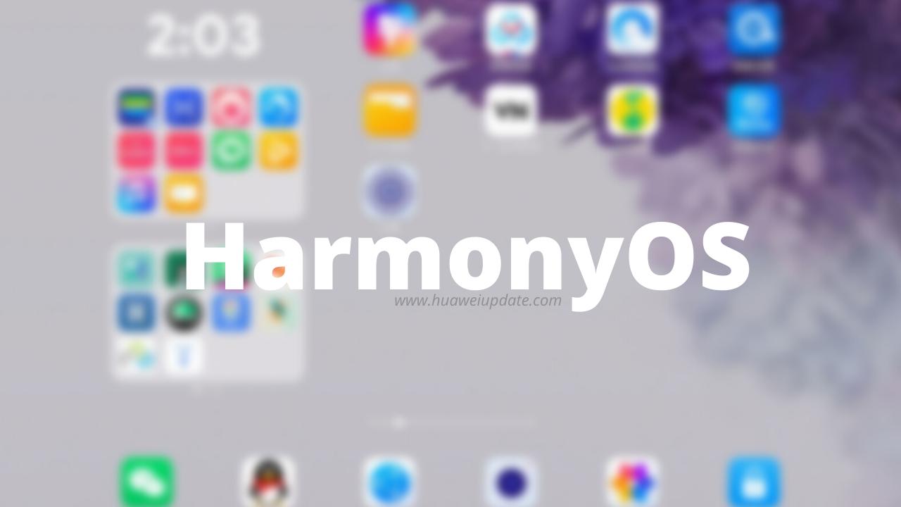 HarmonyOS Main -HU