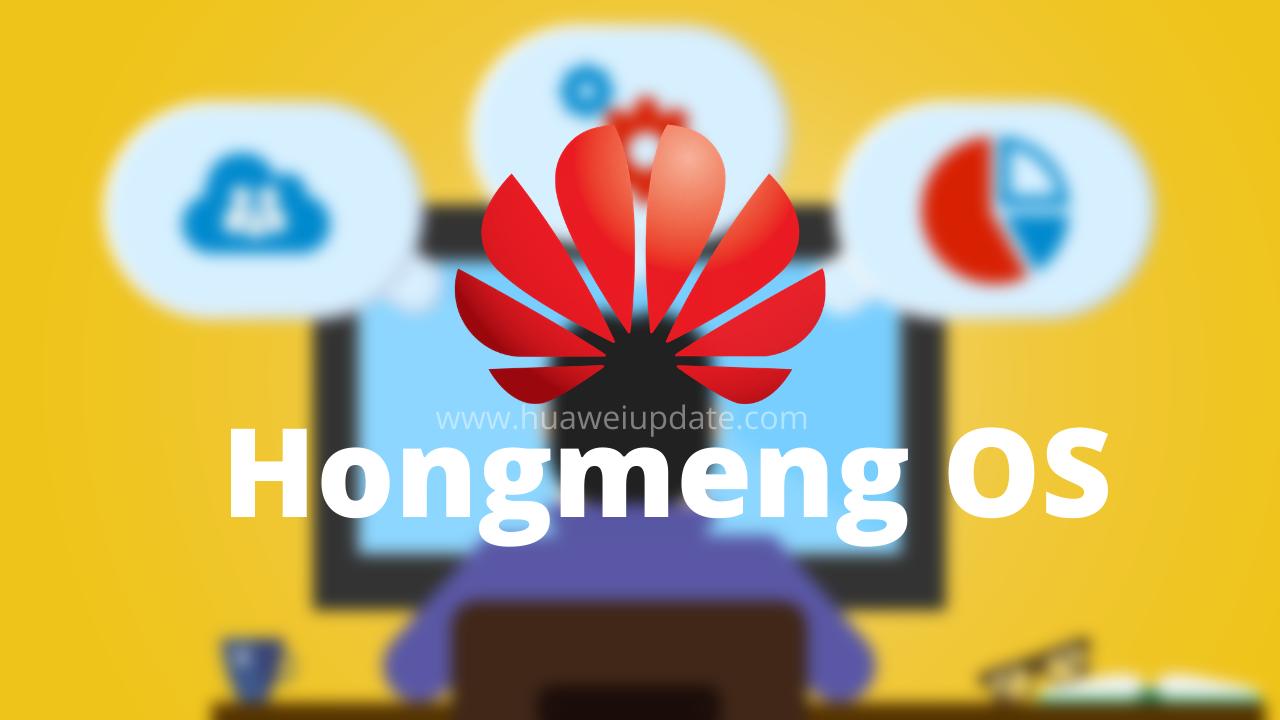 Hongmeng Huawei -HU