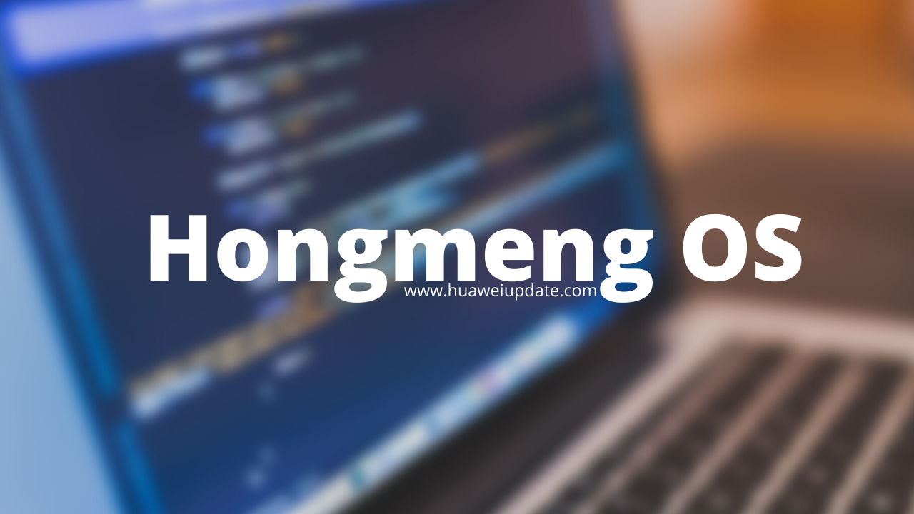 HongmengOS