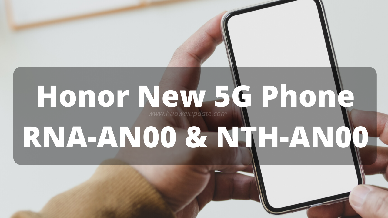 Honor 5G Phone New